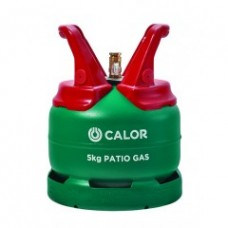 CALOR GAS 5kg Patio Gas REFILL