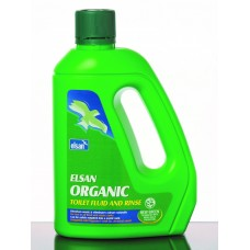 Elsan Organic toilet fluid and rinse