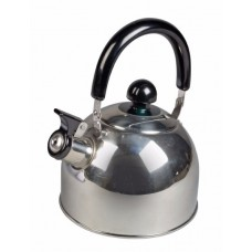 Kampa Polly 2L Whistling Kettle