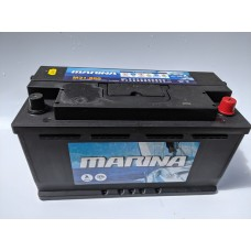 12 Volt 110ah Low Case Leisure Battery