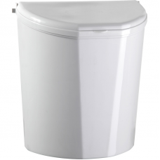 BRUNNER PILLAR BIN XL WHITE
