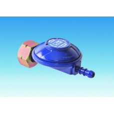 Butane Gas Regulator 29mbar 1.3 kghr Screw-on