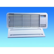 Dometic LS100 Top Ventilation Grills – White