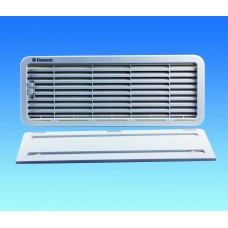 Dometic LS200 Bottom Ventilation Grills – White
