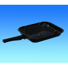 Oven Grill Pan and Handle