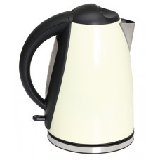 Quest 1.8L Low wattage stainless steel cream kettle